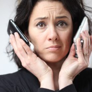 Vieze telefoon